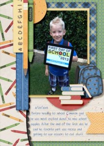 2013-08-30_BragBook-Cameron-First-Day-of-Kindergarten