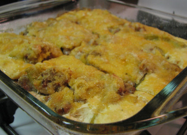 Chile Relleno Bake