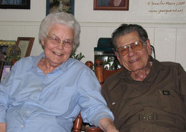 Granny and Pawpaw