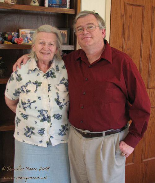 Grandma and Dad