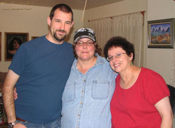 James, Tami and Mom