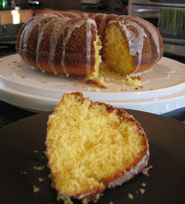 Susan's Lemon Cake