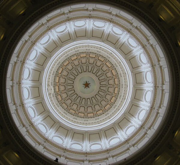 Inside of the Dome