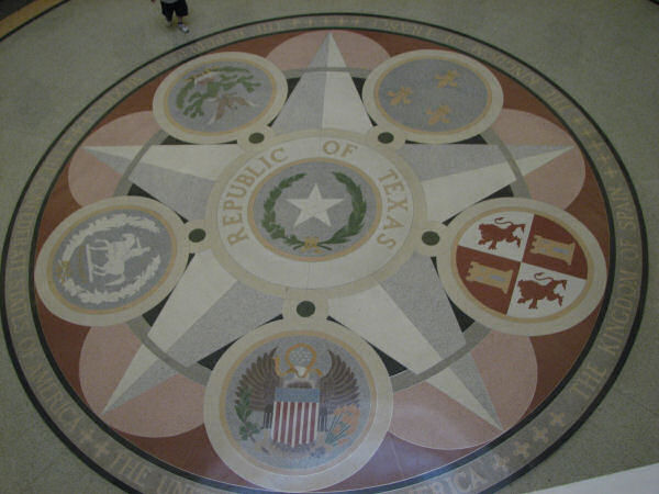 Crests on the Floor