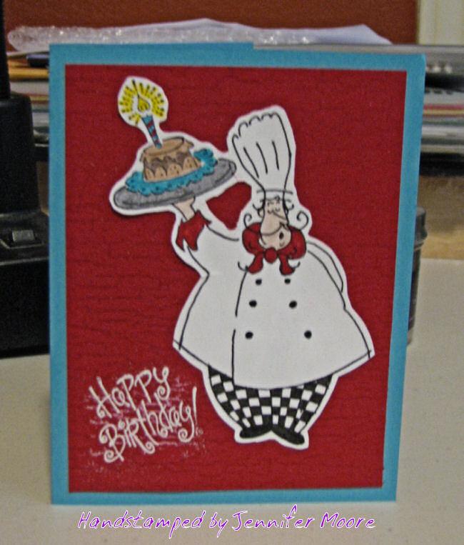 Jason's Birthday Card