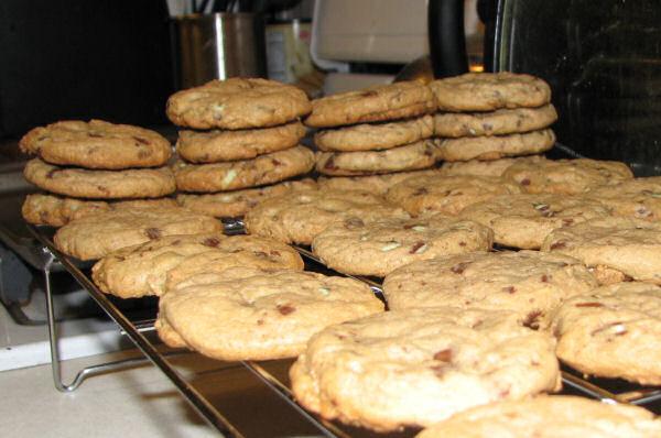 Andes Crème de Menthe Cookies