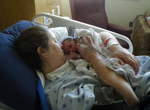 Baby Jessica & Momma