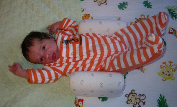 Halloween Baby Waking Up